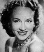Virginia Gregg in 1946