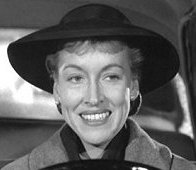 Virginia in Alfred Hitchcock Presents as Miss Clementine Webster in the episode 'Santa Claus and the Tenth Avenue Kid' (18 Dec. 1955)