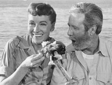 Virginia with Arthur O'Connel in Operation Petticoat (1959)