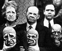 The Masks: an episode of the Twilight Zone (1964) with Virginia Gregg, Milton Selzer, Alan Sues