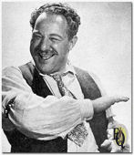 "On CBS-Radio's ""Life With Luigi"" (1948-53) Teddy originated the role of ""Pasquale"", Luigi's friend and sponsor, proprietor of ""Pasquale's Spaghetti Palace"" in Chicago and father of fat Rosa whom he was constantly trying to palm off on sweet, good-natured Luigi. Teddy continued in this role when the series went to television. This show alone had perhaps the finest collection of dialects in radio: Swedish,  Italian, German all flawlessly acted."