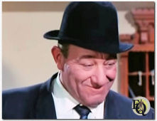 "One of his last on screen appearances in an episode of ""Petticoat Junction"" called ""Bad Day at Shady Rest"" as Bandit Lawson (1968)."