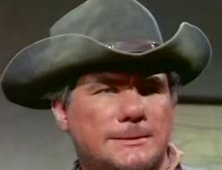 """The High Chaparral"" ""Ebenezer"" (TV Episode 1968) with Tom Reese."
