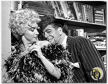"Robert appeared again under the direction of Wilder in his 1955 Marilyn Monroe comedy, ""The Seven Year Itch"", this time as Mr. Kruhulik, a gawking janitor."
