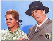 "Strauss had a recurring role on ""Bewitched"" (1966) as conniving private investigator Charlie Leach, who was one of the few mortals who knew Samantha was a witch."