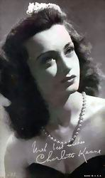 Charlotte Keane, who already had played the role of Nikki in the Ellery Queen radio series 1946-47