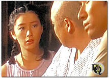 "Masako Natsume as Kiyoko Sahara in ""The Tragedy of Y"" (1978)"