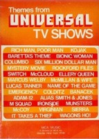 """Themes from Universal TV Shows"" 1976"