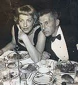 David Wayne with his wife Jane Gordon (date unknown)
