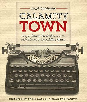It's 1940, and there is nowhere in the country seemingly more charming than Wrightsville. The Depression has abated, and the New England town is booming once again. There is hope in Wrightsville, but Ellery Queen has come looking for death. The mystery author is hoping for fodder for a novel, and he senses the corruption that lurks beneath the apple-pie façade. A jinxed house, poisonings and murder are all on the menu, as Queen sits back, waiting for crime to come to him.