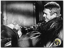 "In 1965 while uncredited Bill did manage to play opposite Steve McQueen in ""The Cincinnati Kid"" (1965). Bill played a poker player who got beaten by Steve (in both senses of the word meaning!)"