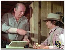 "Zuckert played Tom Cassidy opposite Michael Landon in ""100 Mile Walk"" a 1974 episode of ""Little House on the Prairie""."