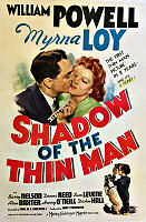 Shadow of the Thin Man - Poster